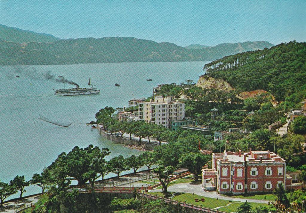 Macau in1950's