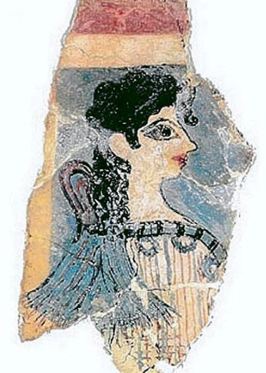 Minoan Lady