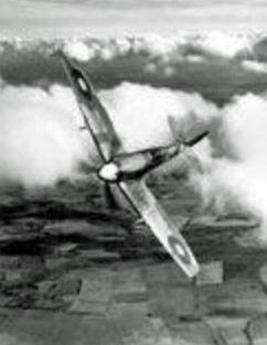 spitfire Action