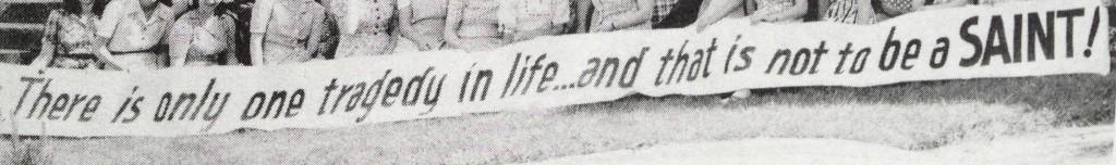 Grail banner