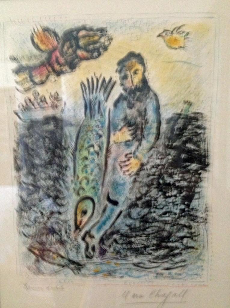 Chagall Epreuve