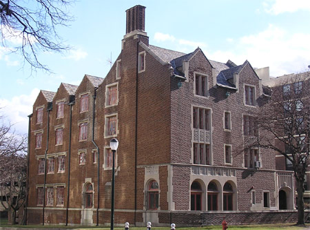Zeta Beta Tau Fraternity House at University of Pennsylvania
